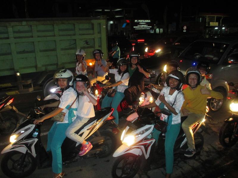 Bali by Night Tour