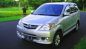 Typical Rental Car in Bali