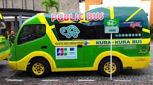 Example of Kura-Kura Bus