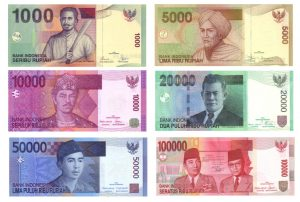 Indonesian bank notes (2000-2014 Series)